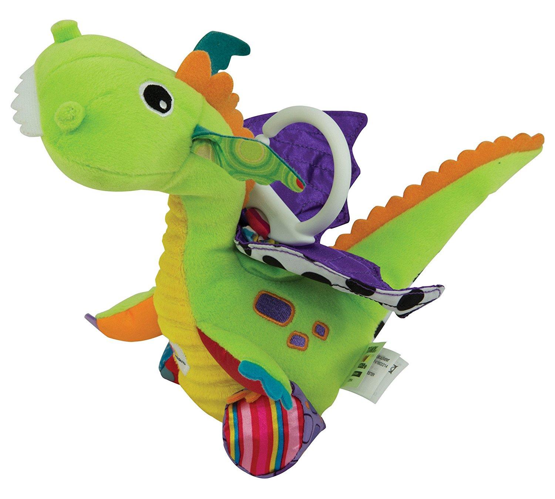 Игрушка-подвеска Дракончик Флип ФлапДетские погремушки и подвесные игрушки на кроватку<br>Игрушка-подвеска Дракончик Флип Флап<br>