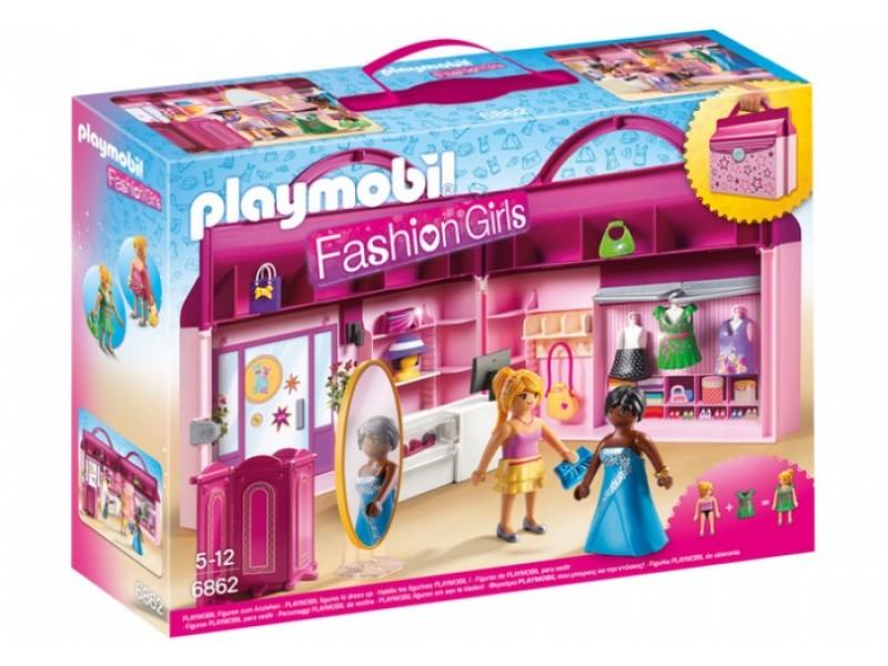 Купить Модный Бутик: Возьми с собой, Playmobil