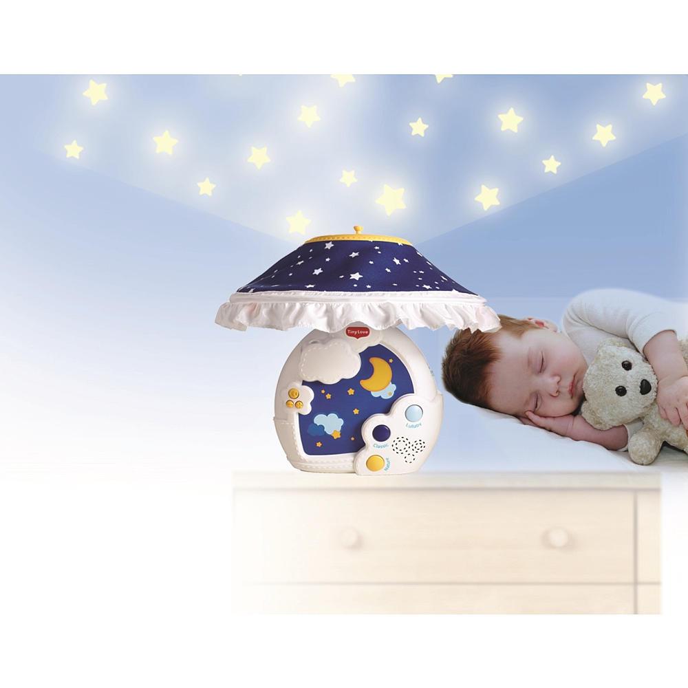 Универсальный музыкальный мобиль Tiny Love Звездная ночьМобили и музыкальные карусели на кроватку, игрушки для сна<br>Универсальный музыкальный мобиль Tiny Love Звездная ночь<br>