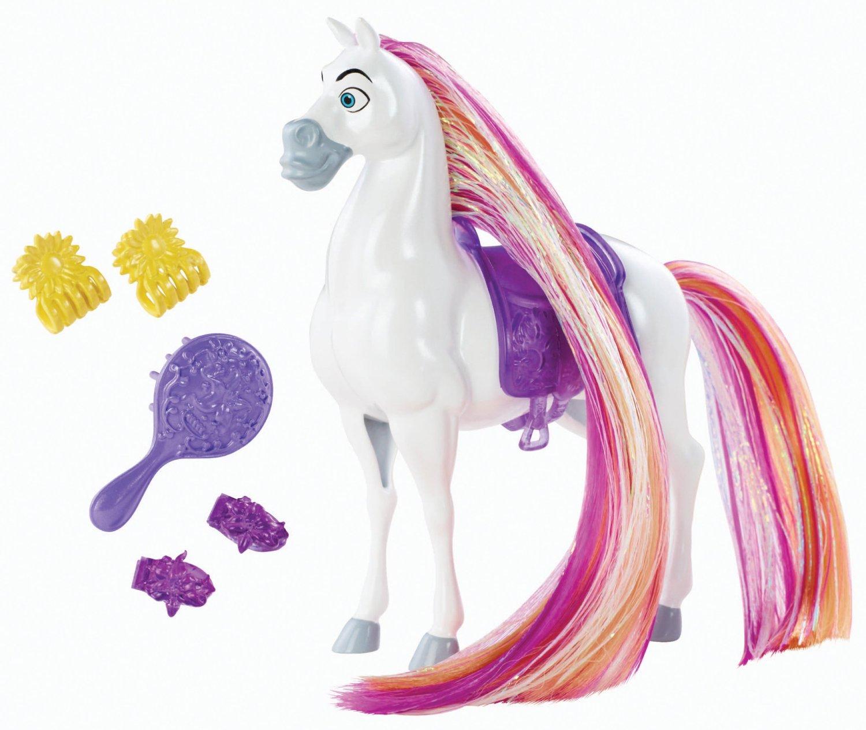 Mattel Набор с аксессуарами - Максимус - конь Рапунцель