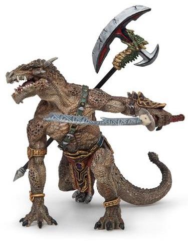 Мутант-дракон с оружиемФигурки Papo<br>Мутант-дракон с оружием<br>