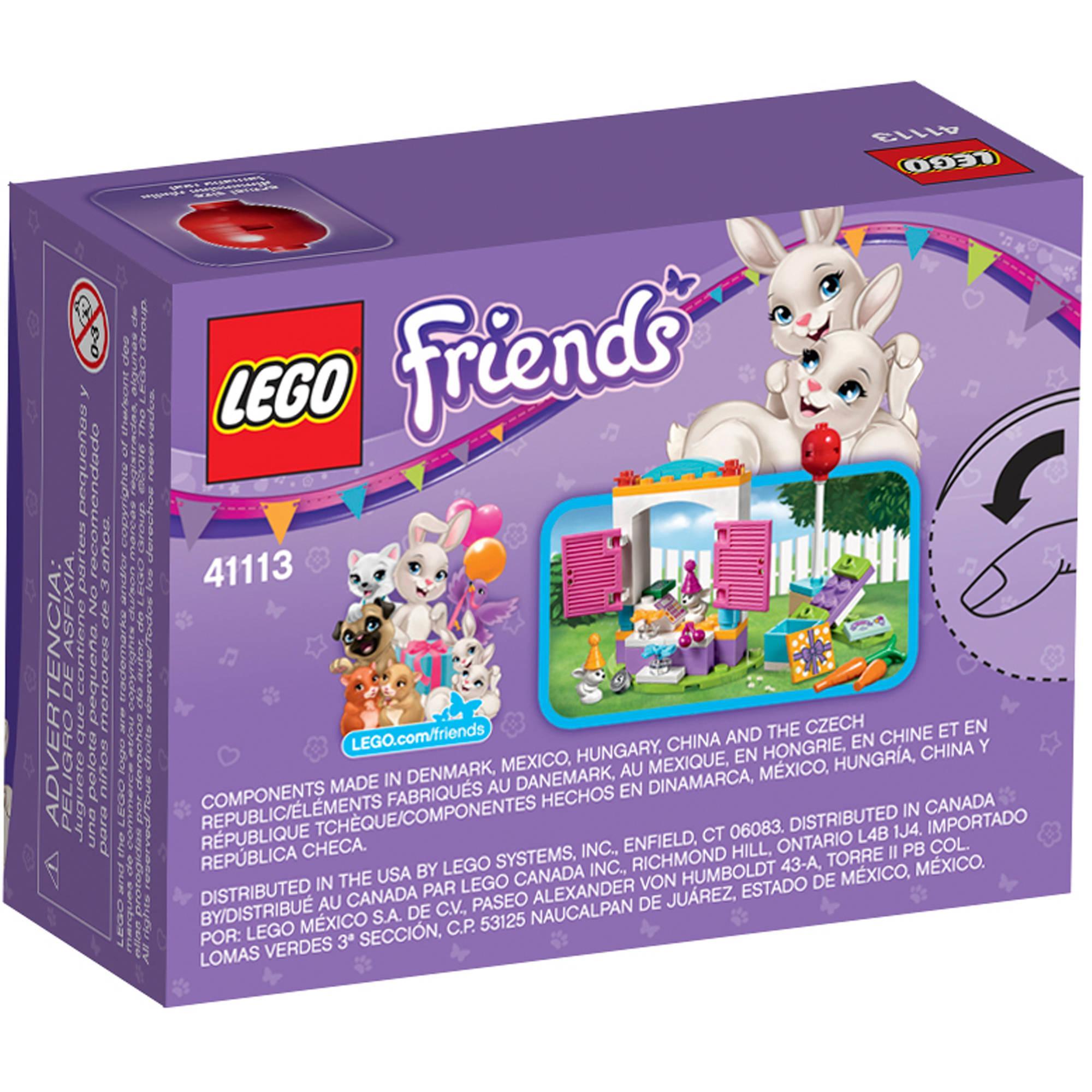 Лего в подарок на день рождения