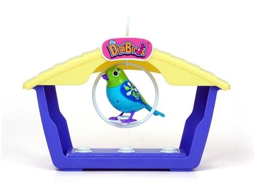 Игрушка интерактивная Большой дом для птицИнтерактивные птички DigiBirds<br>Игрушка интерактивная Большой дом для птиц<br>