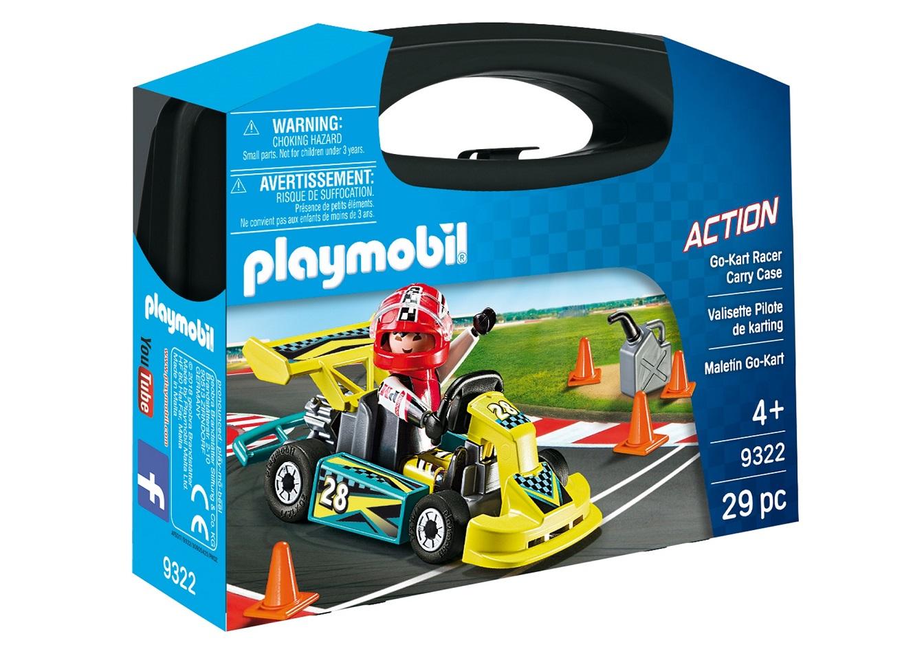 Купить Игровой набор из серии Возьми с собой: Картинг, новинка 2019, Playmobil