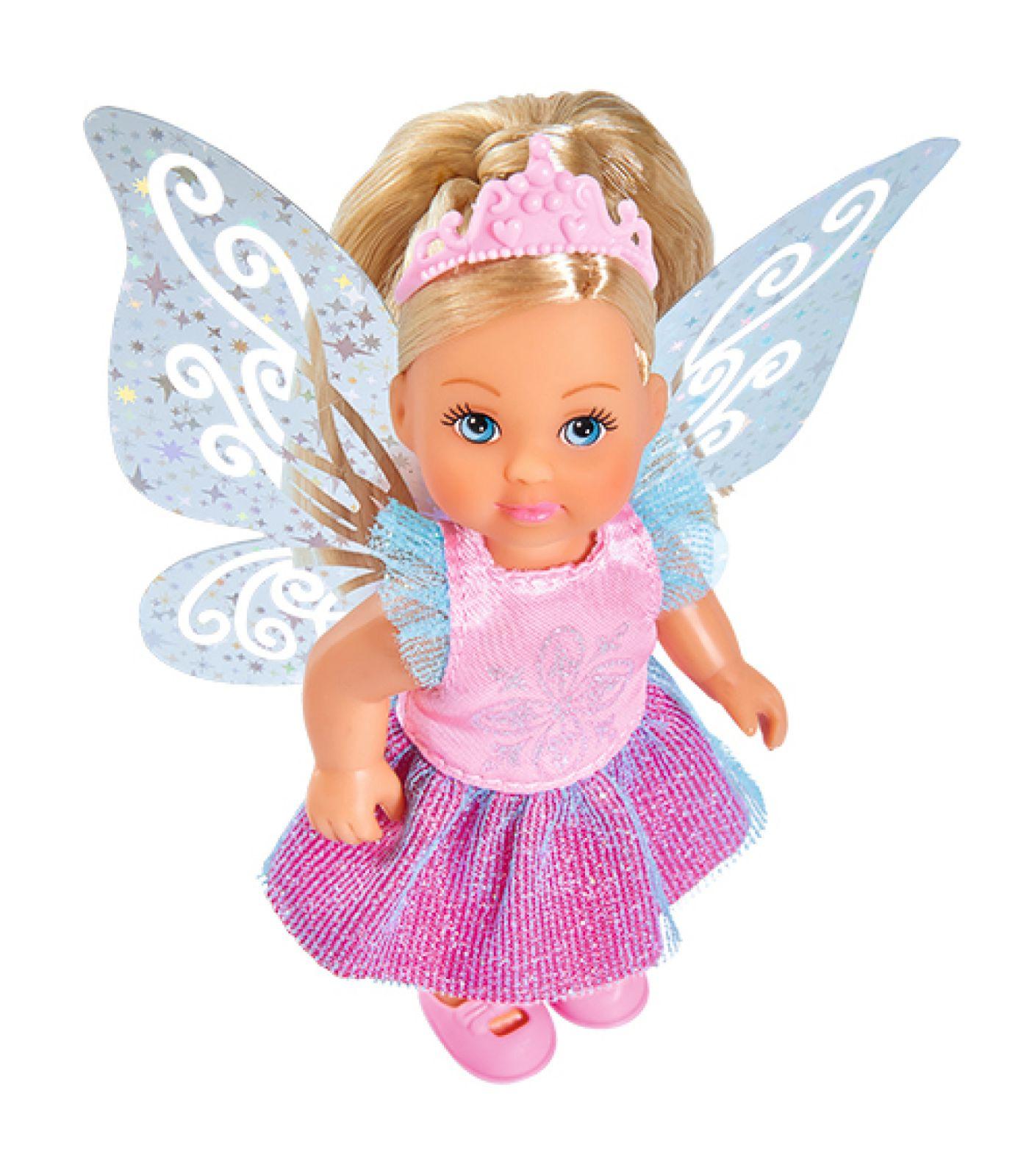 Купить Кукла Еви - фея, 2 вида, 12 см, Simba