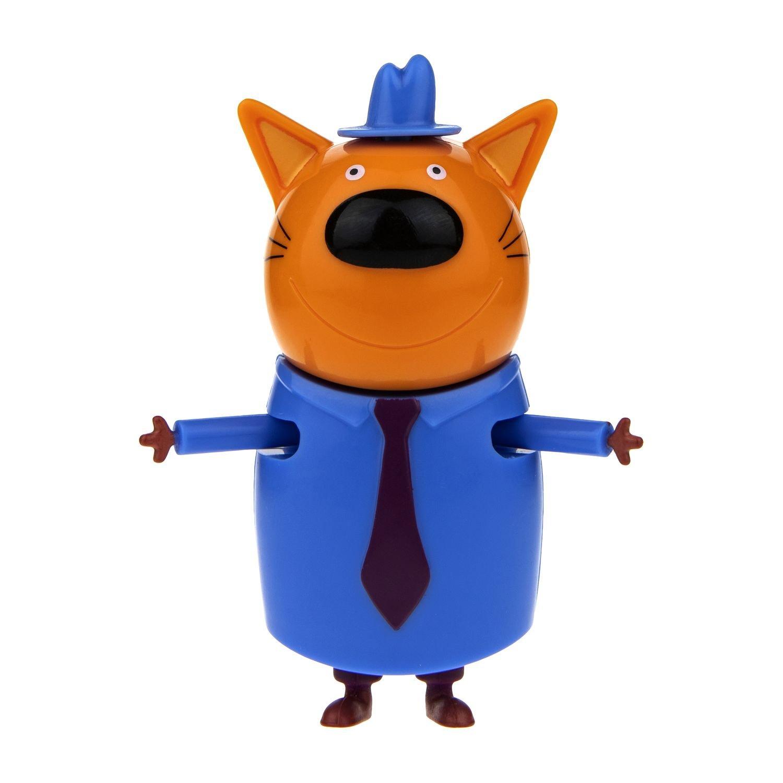 Фигурка героя мультфильма Три кота – Папа, 8,8 см, подвижные ножки и ручки 1TOY