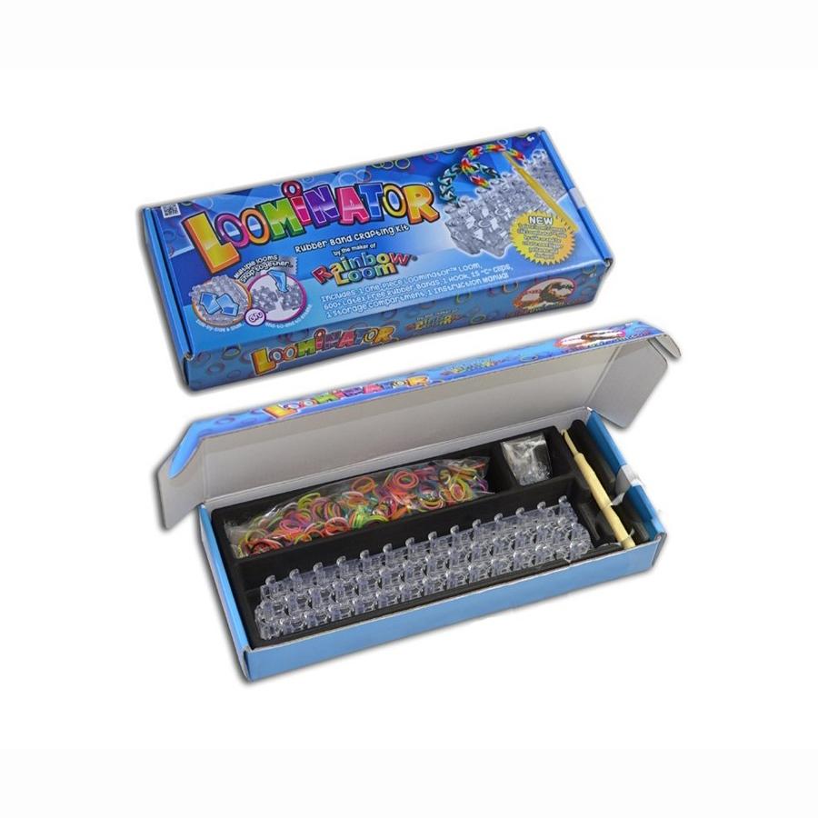 Набор для плетения браслетов - Луминатор