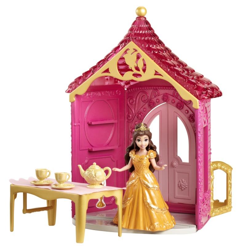 Набор с куклой «Принцесса Диснея» – Комната БелльБелль<br>Набор с куклой «Принцесса Диснея» – Комната Белль<br>