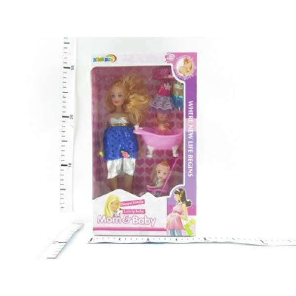 Набор из 3 кукол - Mom and BabyКуклы и пупсы<br>Набор из 3 кукол - Mom and Baby<br>