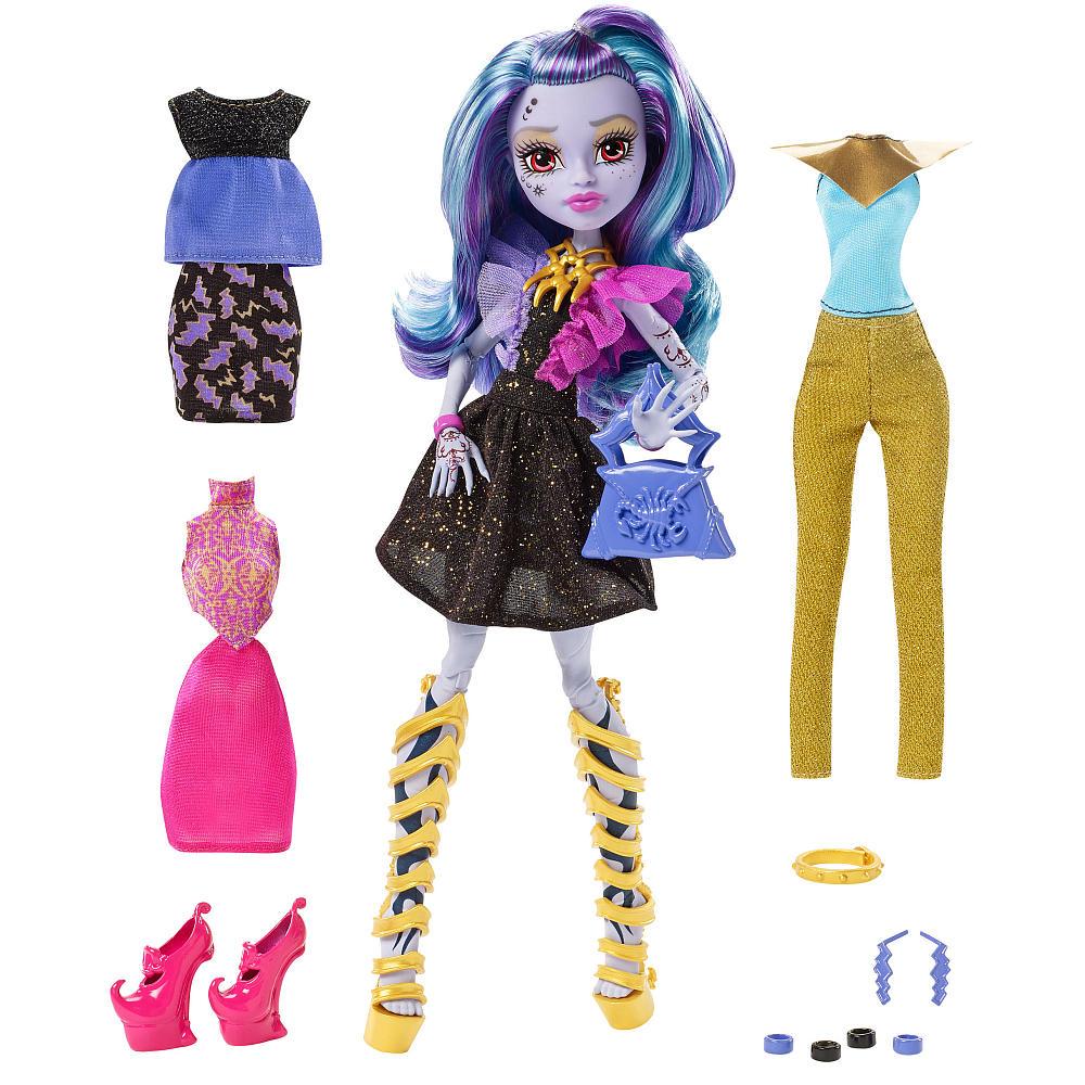 Кукла Monster High Whisp с модной одеждойКуклы Ever After High и Monster High<br>Кукла Monster High Whisp с модной одеждой<br>