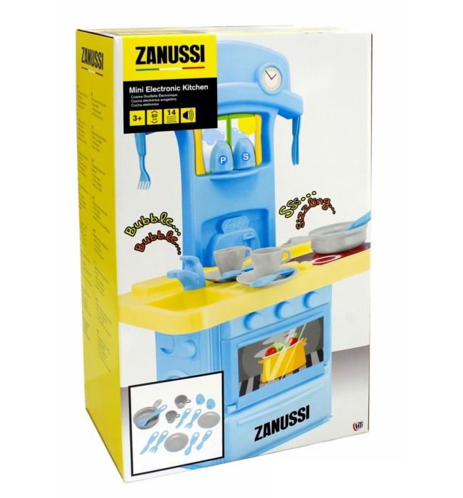 Мини электронная кухня ZanussiДетские игровые кухни<br>Мини электронная кухня Zanussi<br>