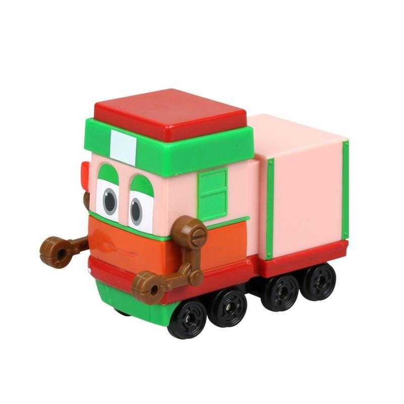 Игрушечный паровозик Роботы-поезда - ВитоЖелезная дорога для малышей<br>Игрушечный паровозик Роботы-поезда - Вито<br>