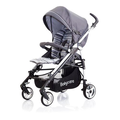 Коляска трость GT4, GreyДетские коляски Capella Jetem, Baby Care<br>Коляска трость GT4, Grey<br>
