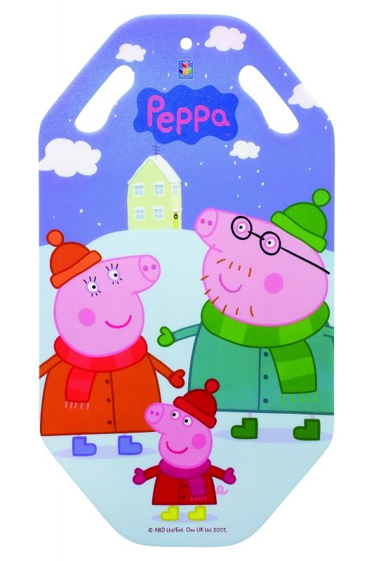 Купить Ледянка из серии Peppa Pig, 92 см., 1TOY