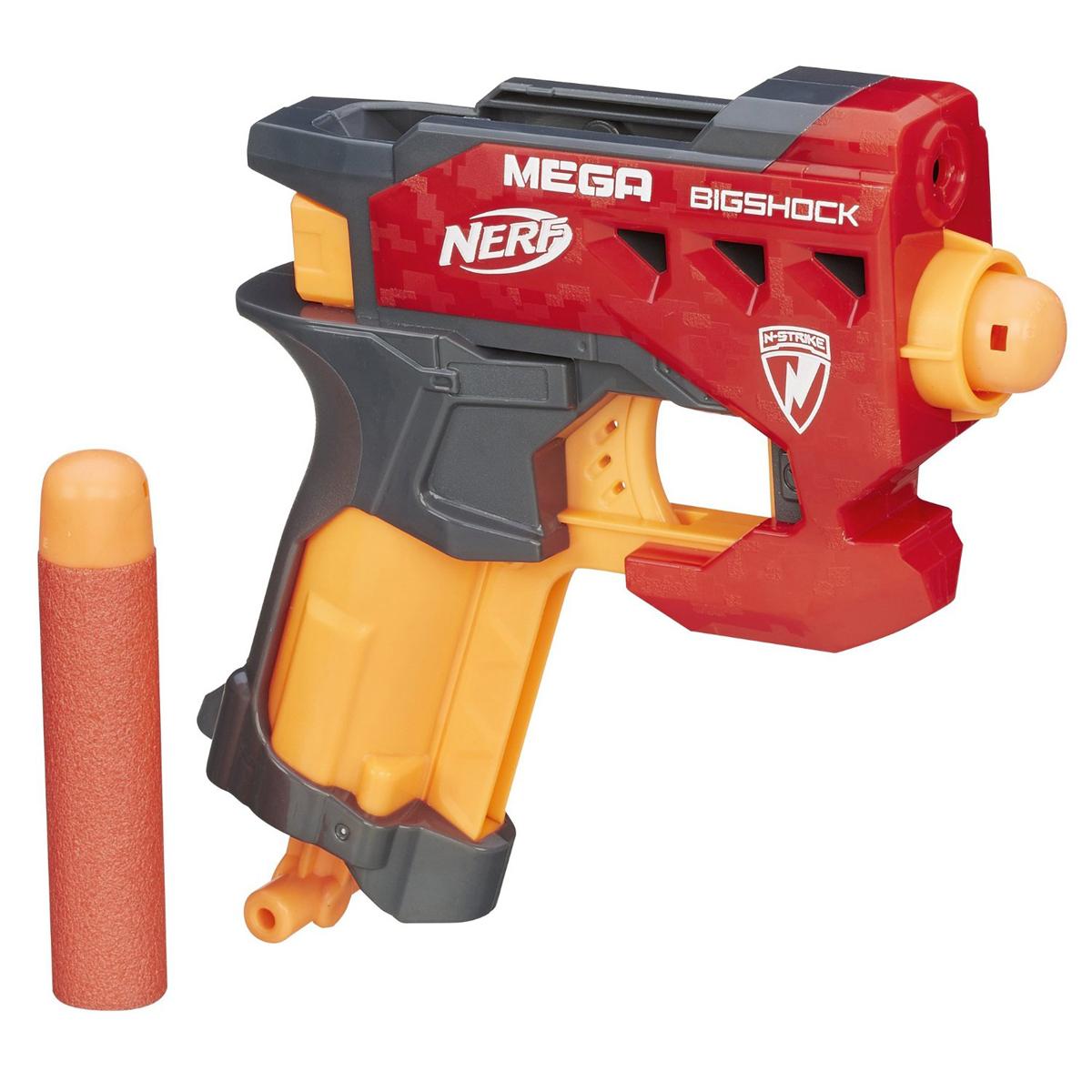 Купить Nerf МЕГА - Большой выстрел, Hasbro