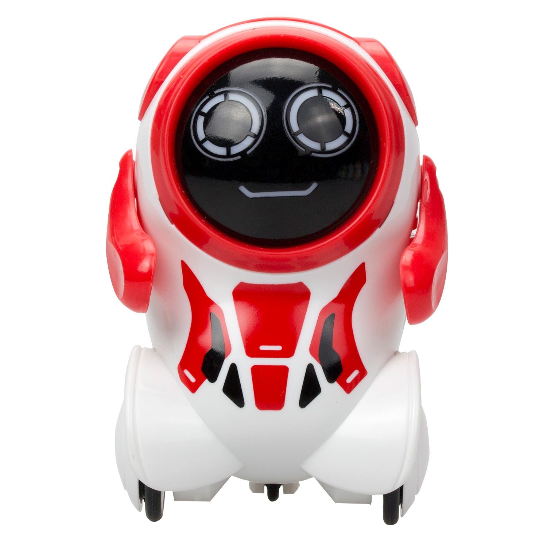 Купить Робот Покибот, красный, Silverlit