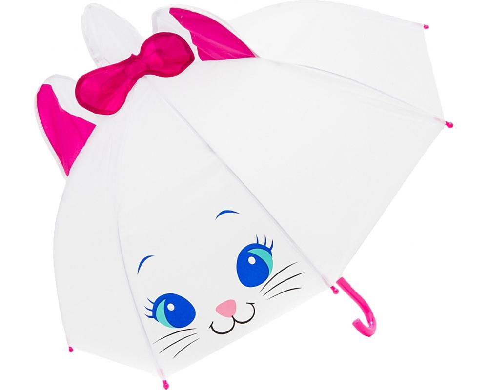 Зонт детский Киска, 46 смДетские зонты<br>Зонт детский Киска, 46 см<br>