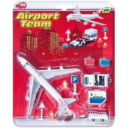 Игровой набор серии АэропортСамолеты, службы спасения<br>Игровой набор серии Аэропорт<br>