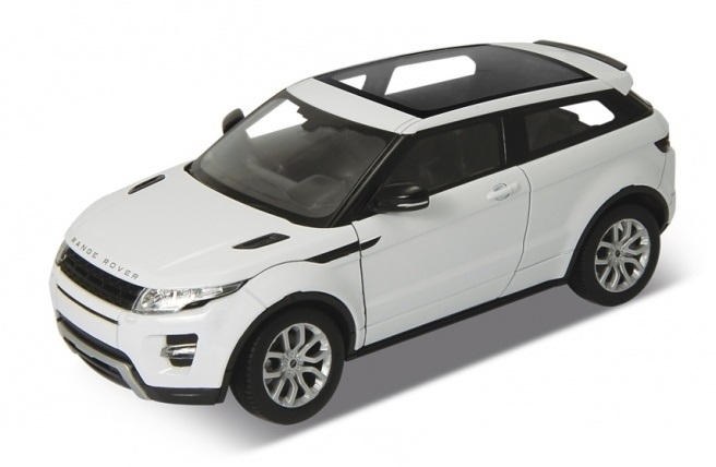 Коллекционная металлическая машинка Range Rover Evoque, масштаб 1:34-39Land Rover<br>Коллекционная металлическая машинка Range Rover Evoque, масштаб 1:34-39<br>