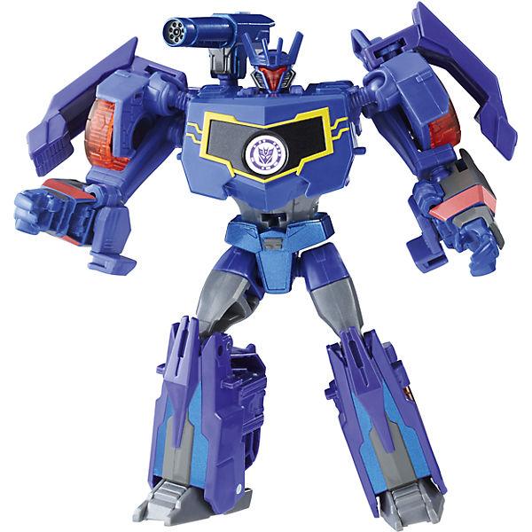 Купить Трансформер-броневик из серии Combiner Force – Soundwawe, Hasbro