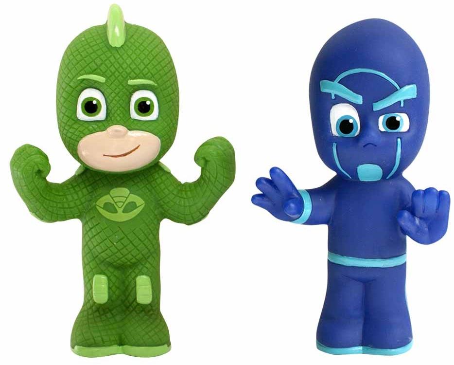 Игровой набор PJ Masks – Гекко и Ночной ниндзяГерои в масках PJ Masks<br>Игровой набор PJ Masks – Гекко и Ночной ниндзя<br>