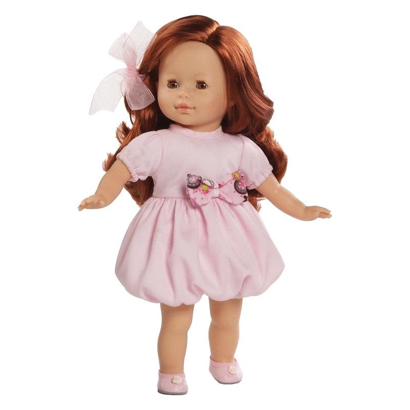Кукла Анна, 36 смИспанские куклы Paola Reina (Паола Рейна)<br>Кукла Анна, 36 см<br>