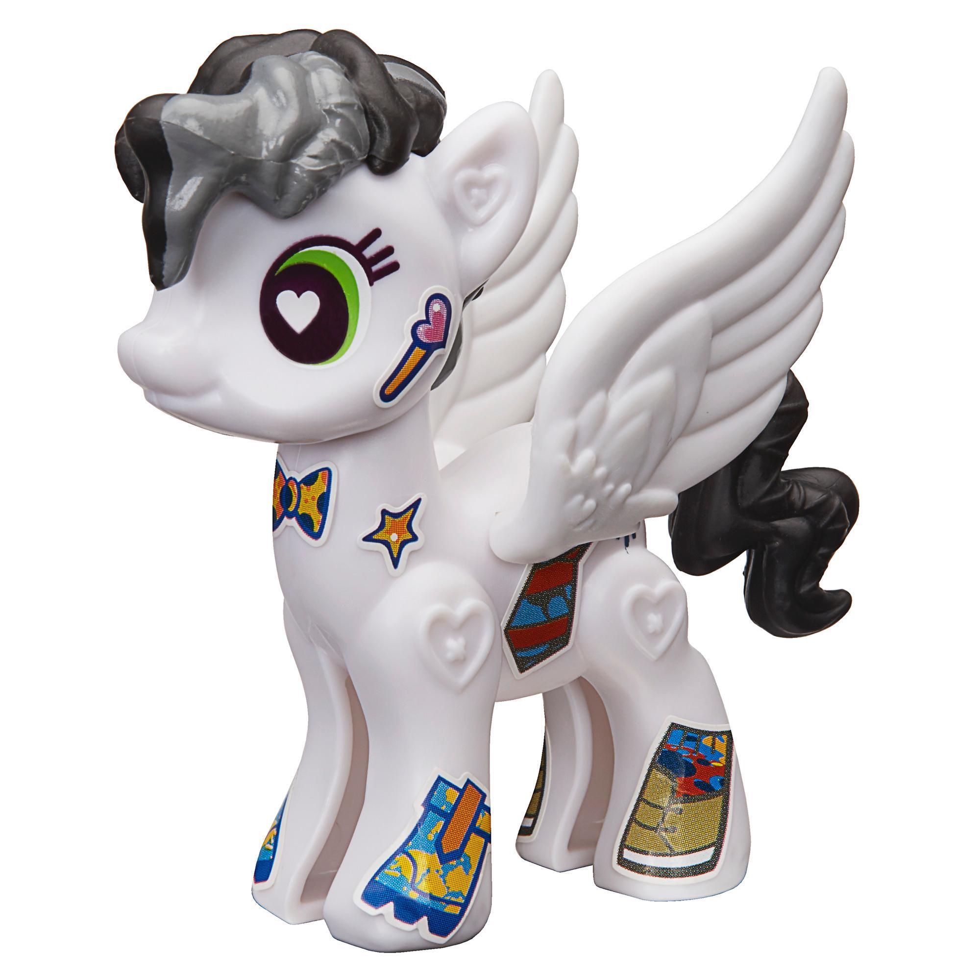 Игровой набор My Little Pony: Создай свою пони - Старри АйсМоя маленькая пони (My Little Pony)<br>Игровой набор My Little Pony: Создай свою пони - Старри Айс<br>