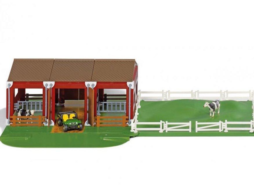 Игровой набор КонюшняИгровые наборы Зоопарк, Ферма<br>Игровой набор Конюшня<br>