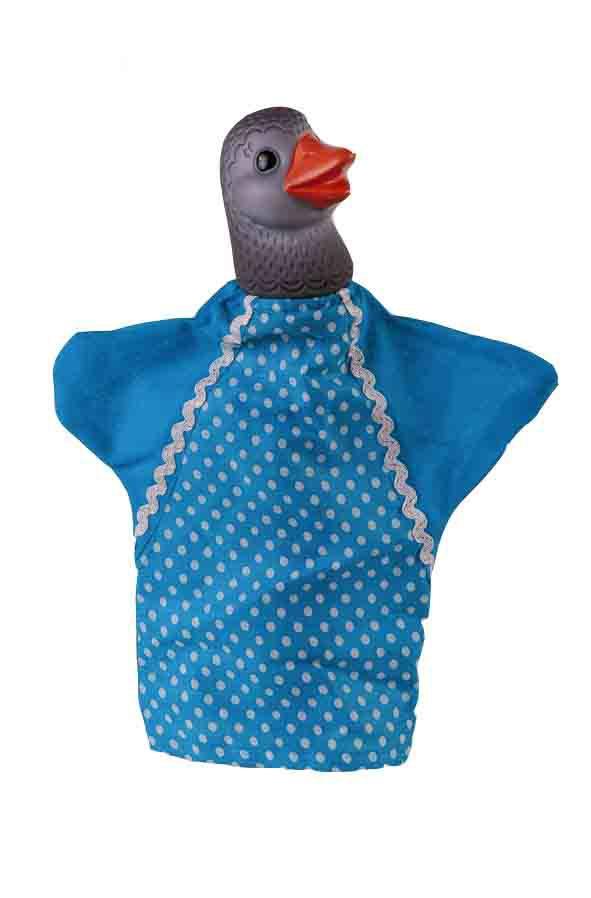 Кукла-перчатка – Гусь, 28 смДетский кукольный театр <br>Кукла-перчатка – Гусь, 28 см<br>