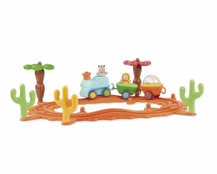 Игрушечная музыкальная железная дорогаЖелезная дорога для малышей<br>Игрушечная музыкальная железная дорога<br>