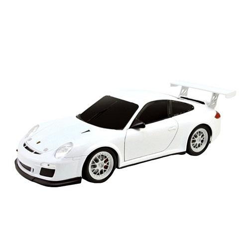 Купить Радиоуправляемая модель машины 1:24 Porsche 911 GT3 Cup, Welly