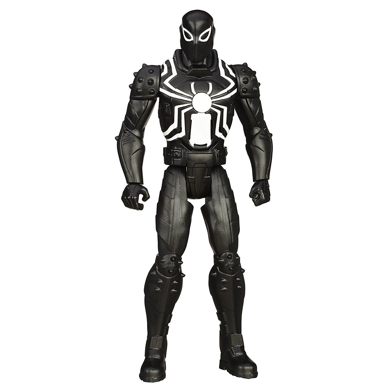 Фигурка Венома из серии Человек-Паук ТитаныSpider-Man (Игрушки Человек Паук)<br>Фигурка Венома из серии Человек-Паук Титаны<br>
