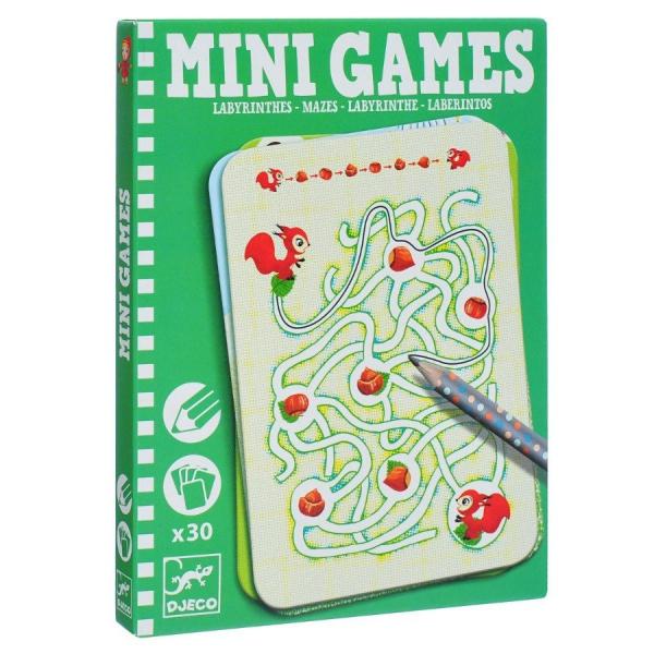 картинка Мини игра - Лабиринты Ариадны от магазина Bebikam.ru