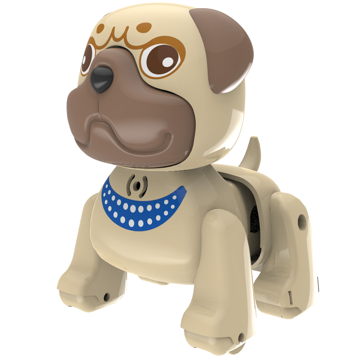 Интерактивный щенок – МопсИнтерактивные животные<br>Интерактивный щенок – Мопс<br>
