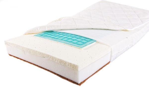 Купить Детский матрас класса Люкс BabySleep TechnogelForm, размер 120 х 60 см.