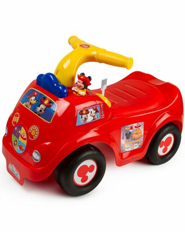 Каталка - пушкар - Микки МаусМашинки-каталки для детей<br>Каталка - пушкар - Микки Маус<br>
