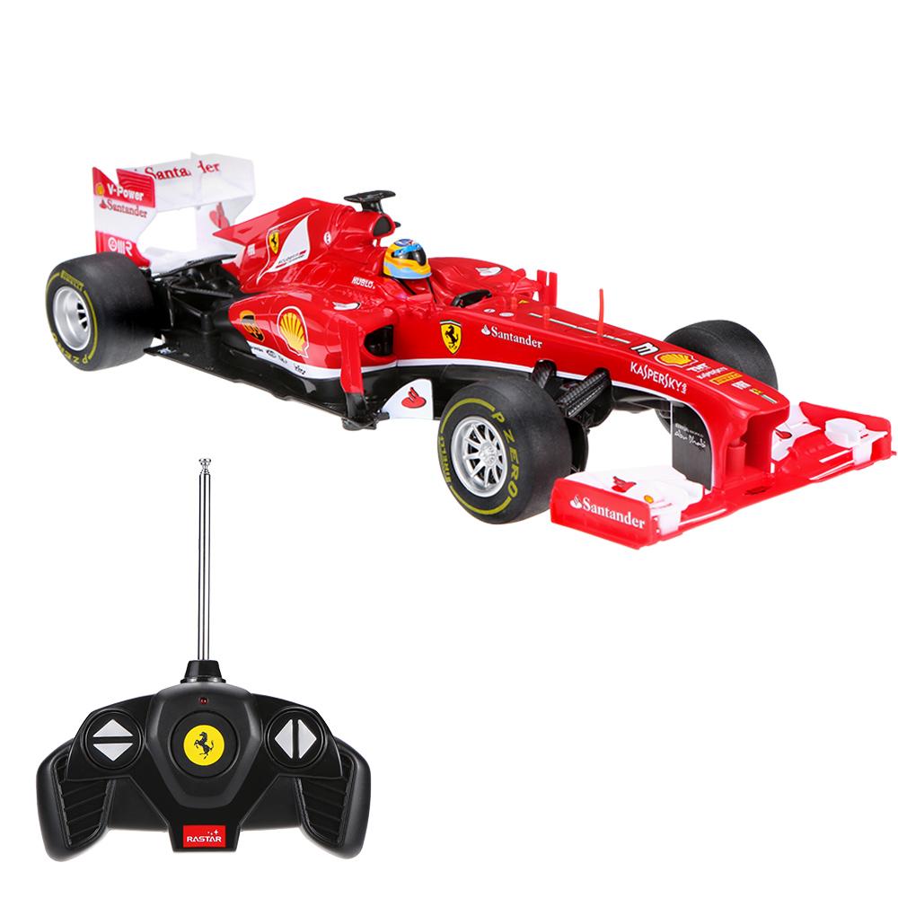 Машина на радиоуправлении Ferrari F1Машины на р/у<br>Машина на радиоуправлении Ferrari F1<br>
