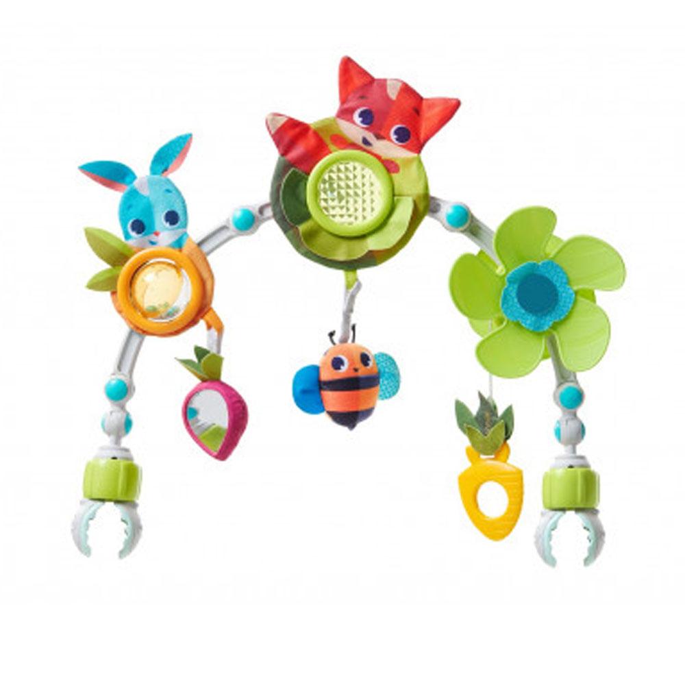 Дуга-трансформер - Солнечная полянка, с игрушками