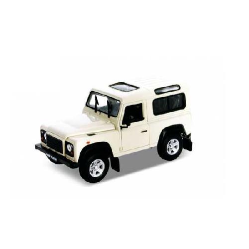 Коллекционная машинка Land Rover Defender, масштаб 1:34-39