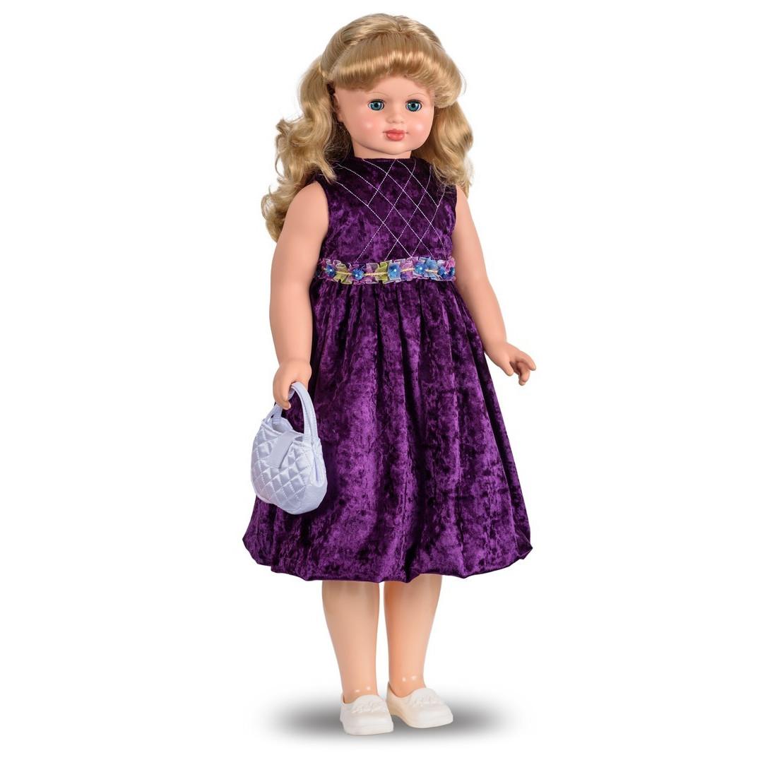 Кукла Снежана 10 со звукомРусские куклы фабрики Весна<br>Кукла Снежана 10 со звуком<br>