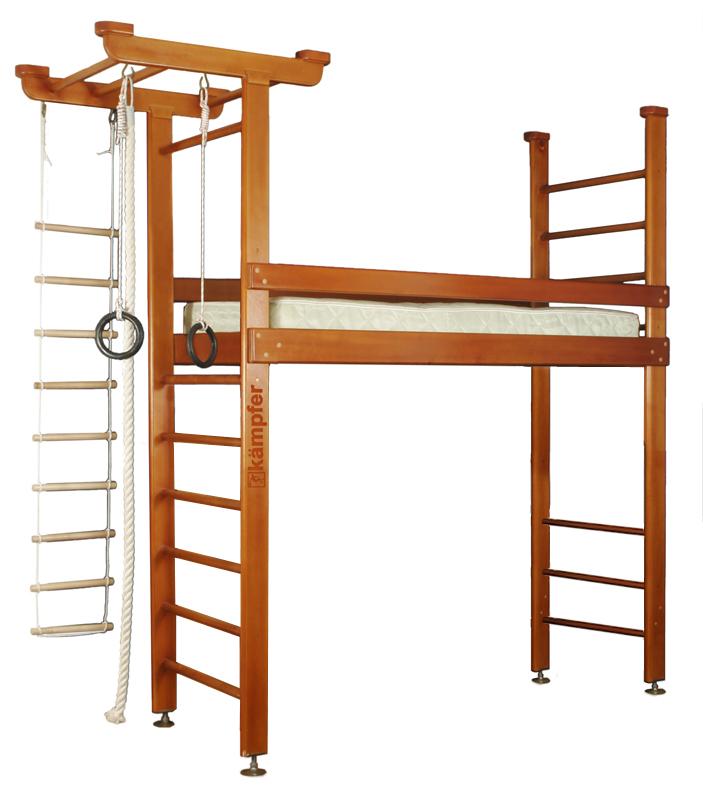 Детская мебель Kampfer One dream LightСпортивные комплексы<br>Детская мебель Kampfer One dream Light<br>