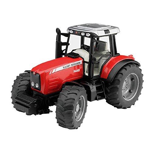 Трактор Bruder Massey Ferguson 7480Игрушечные тракторы<br>Трактор Bruder Massey Ferguson 7480<br>