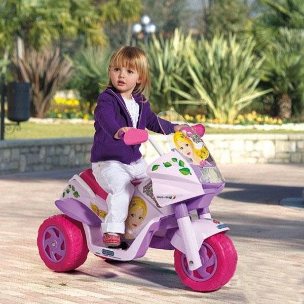 Электромотоцикл для девочки Raider Princess - Мотоциклы детские на аккумуляторе, артикул: 28803
