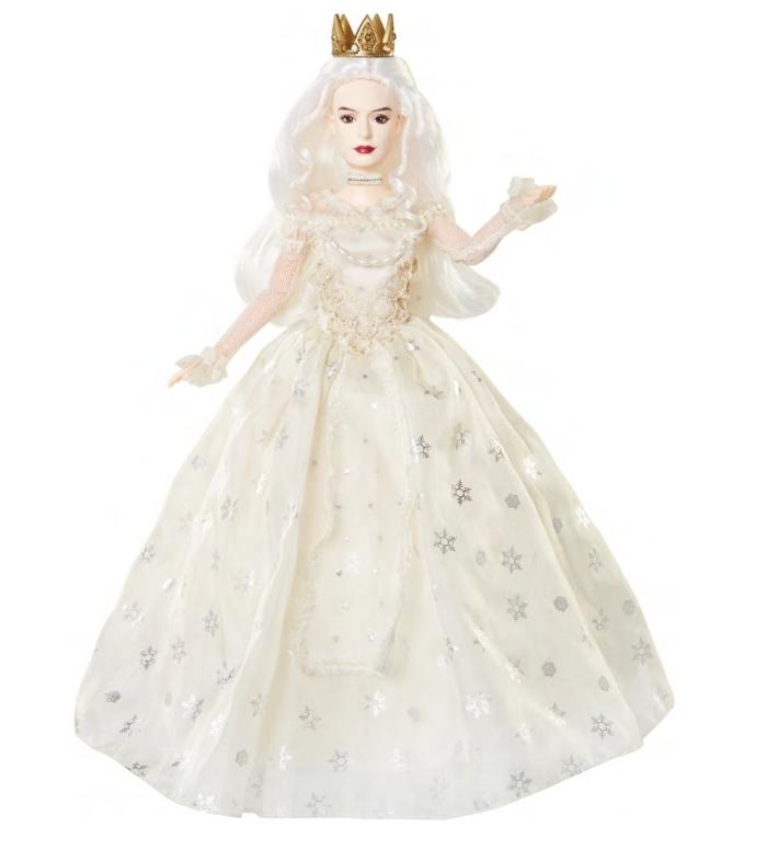 Классическая модная кукла «Белая Королева», 29 смКоллекционные куклы<br>Классическая модная кукла «Белая Королева», 29 см<br>
