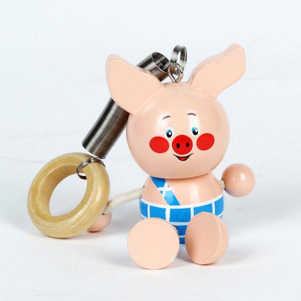 Деревянная фигурка «Пятачок» от Toyway