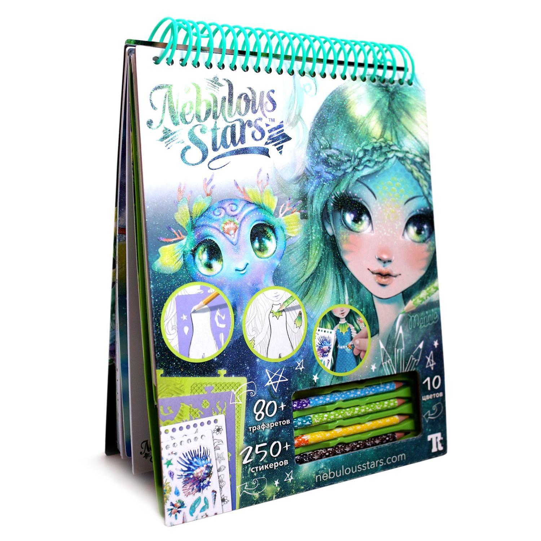 Купить Набор для творчества из серии Nebulous Stars - Креативный Скетчбук, Tween Team Agency