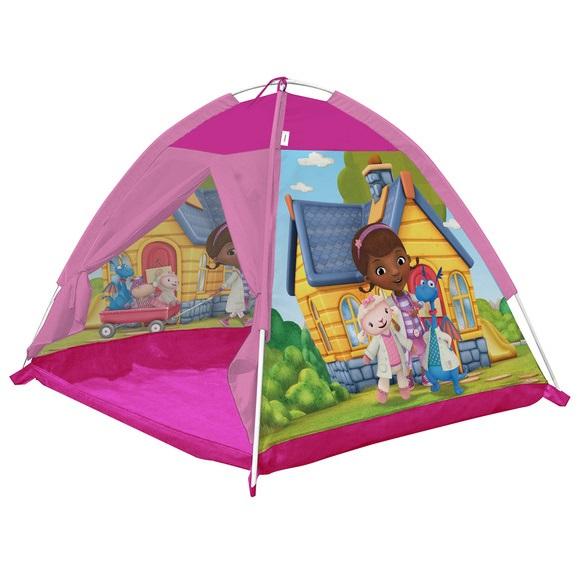 Палатка -  Доктор ПлюшеваДомики-палатки<br>Палатка -  Доктор Плюшева<br>