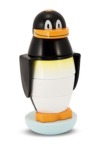 Пирамидка «Пингвин» из серии Классические игрушкиСортеры, пирамидки<br>Пирамидка «Пингвин» из серии Классические игрушки<br>
