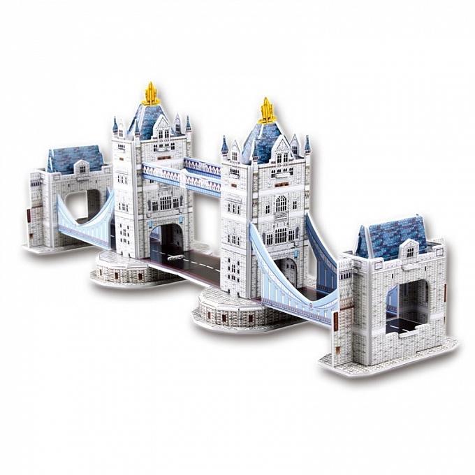 Тауэрский Мост, ВеликобританияПазлы объёмные 3D<br>Тауэрский Мост, Великобритания<br>