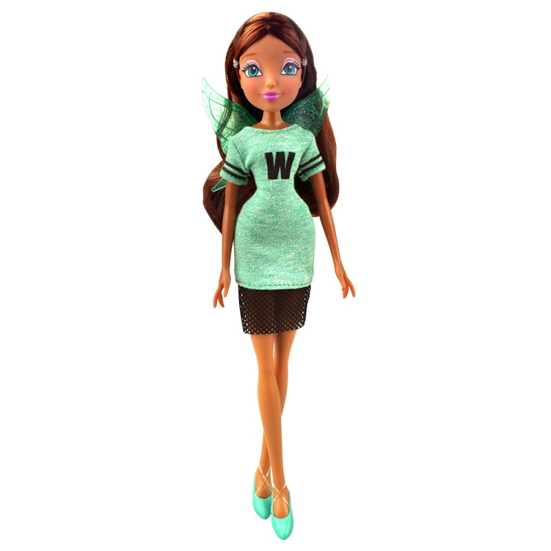 Кукла Winx Club - Мода и магия-3, LaylaКуклы Винкс (Winx)<br>Кукла Winx Club - Мода и магия-3, Layla<br>